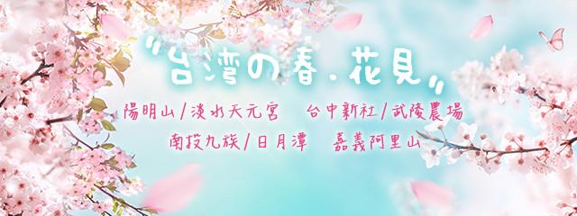 賞櫻旅宿嚴選