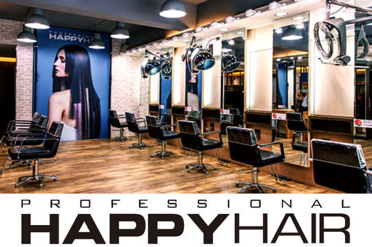 HAPPYHAIR(文華店)