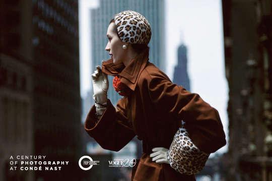 只要300元,即可享有【預見Coming into Fashion,VOGUE跨世紀時尚攝影展】單人展期票一張