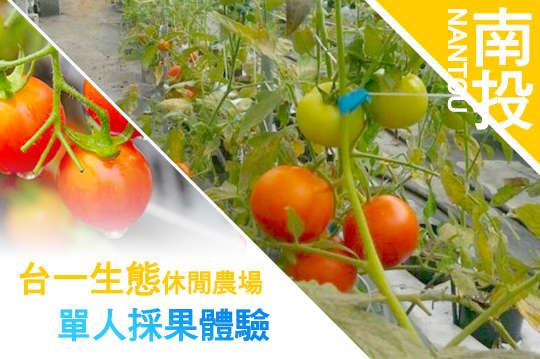 南投-台一生態休閒農場