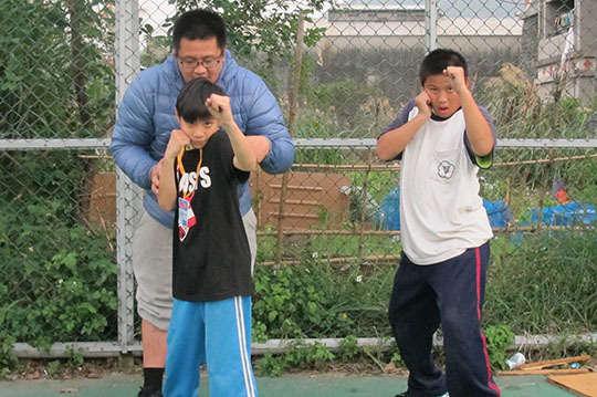 只要100元!支持都市的原住民孩子們,用拳擊打出一片天 【一起夢想-隆恩埔峽美拳擊隊專案】用你的愛協助這群孩子的夢想成真,GO!GO!FIGHTING