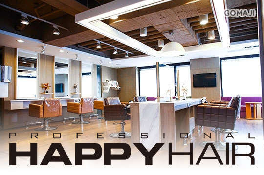 HAPPYHAIR(向上店、美術館店、台中大墩店)
