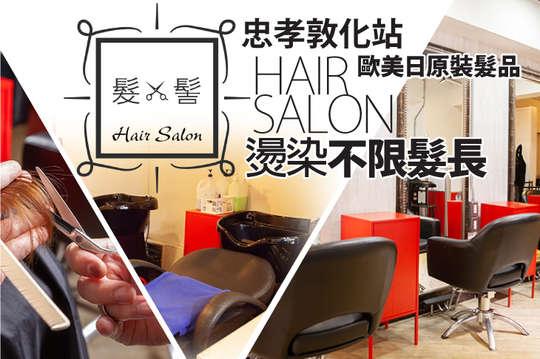 髮髻Hair Design