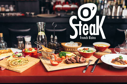 O'Steak 法國餐廳
