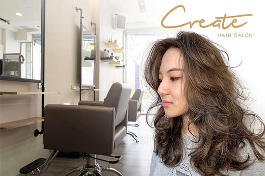 Create hair salon