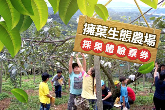 台中-擁葉生態農場