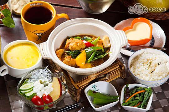 葉綠素主廚經典義式餐