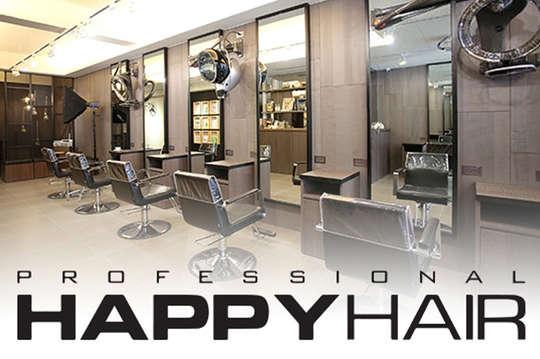 HAPPYHAIR(樹林店、板林店)