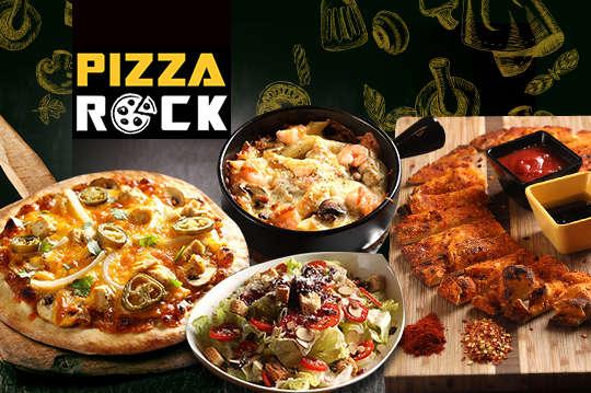Pizza Rock(八德店)