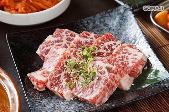 只要699元起,即可享有【八戒韓食 HAKKAI】A.激推好評平日晚餐韓式雙人燒肉 / B.激推好評平日晚餐韓式四人燒肉