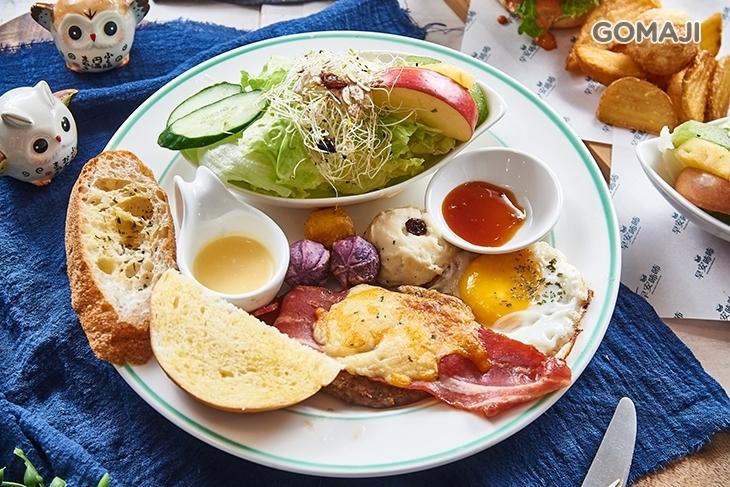 咘然居早午餐buranchi