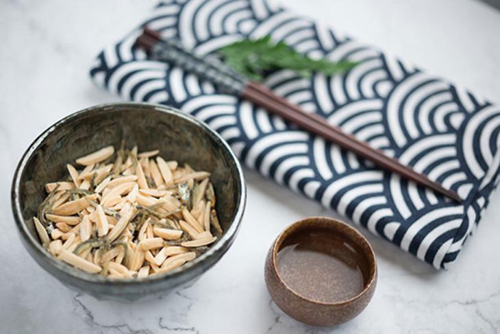 【Fujisawa】日本學校團膳專用杏仁小魚乾 10包起