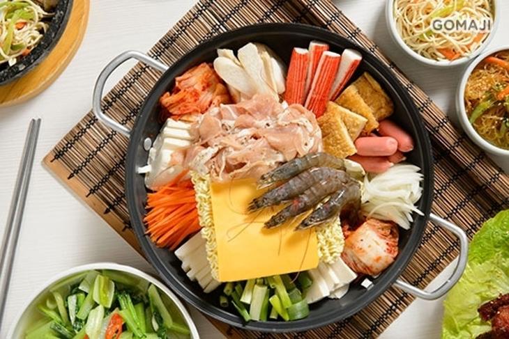韓味館新韓式料理