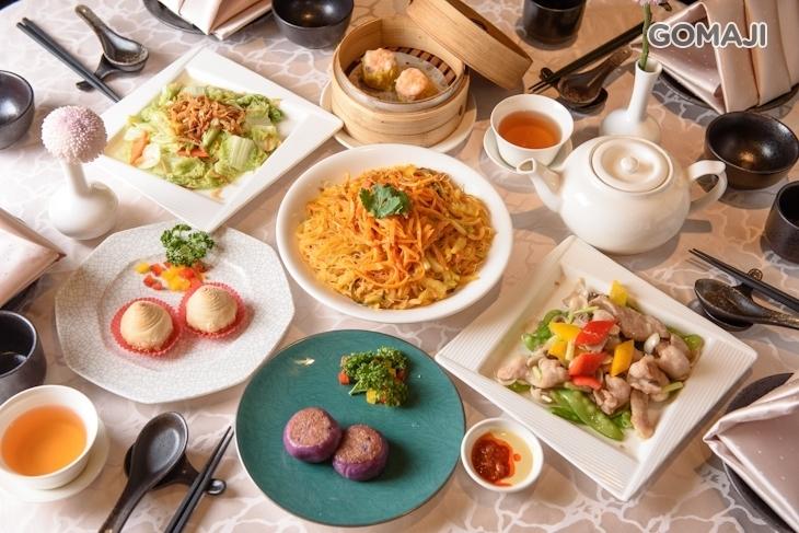 台糖長榮酒店(台南)-長園中餐廳