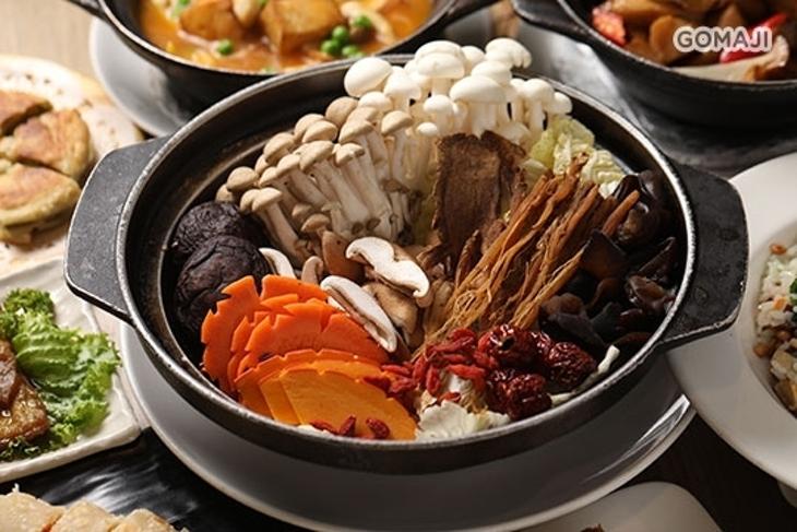 小蔬杭 上海風蔬食飲茶(大坪林店)