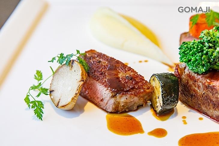 台北萬豪酒店-Garden Kitchen