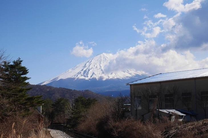 日本-東京一日遊(河口湖、富岳風穴、鳴沢冰穴、忍野八海)