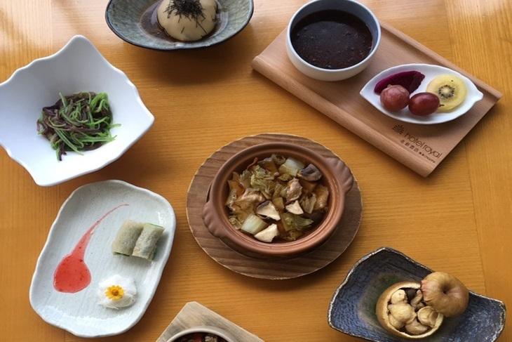 礁溪老爺酒店-岩波庭宜蘭廚房