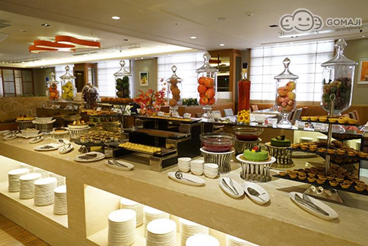 台北富信大飯店-樂廚自助餐廳