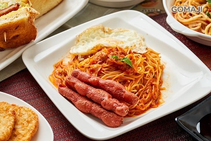 紅橘子精緻早午餐(和平店)