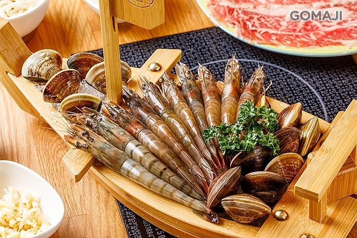 故意海鮮鍋物
