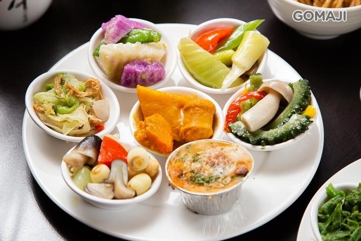 蓮荷創意蔬素食百匯餐廳