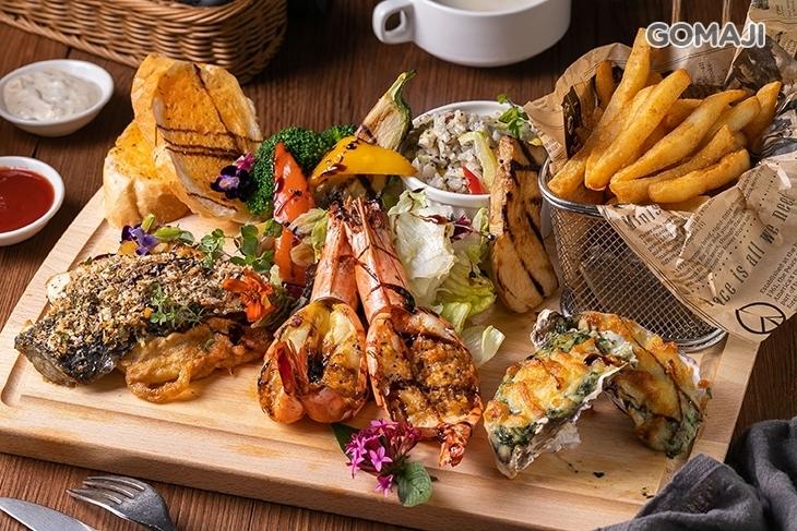 卡爾登飯店新竹館-享餐廳