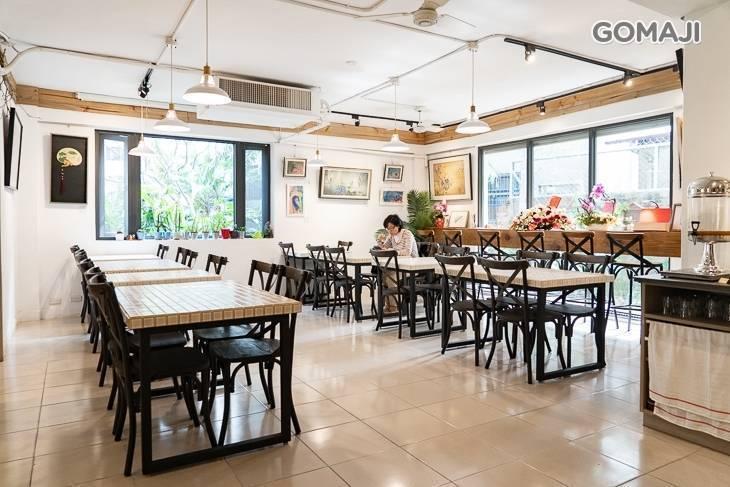 日常日嚐 The Backyard cafe
