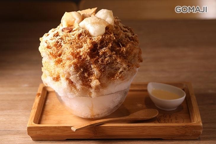 好想吃冰かき氷/日式蔬食(台大公館店)
