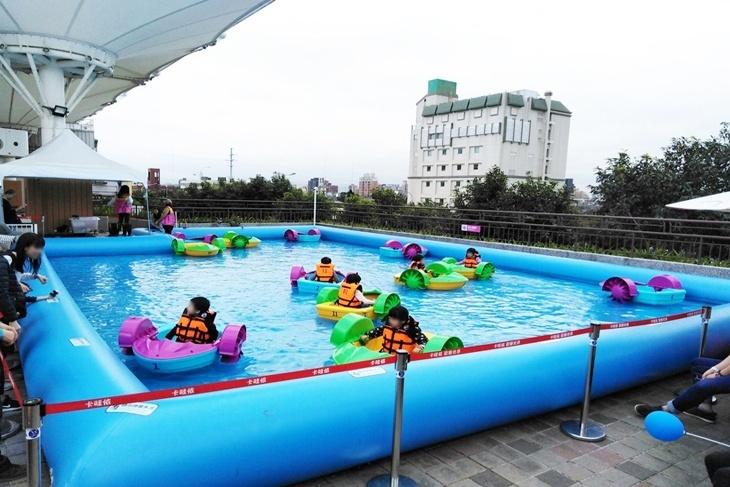 兒童新樂園卡哇依遊樂設施