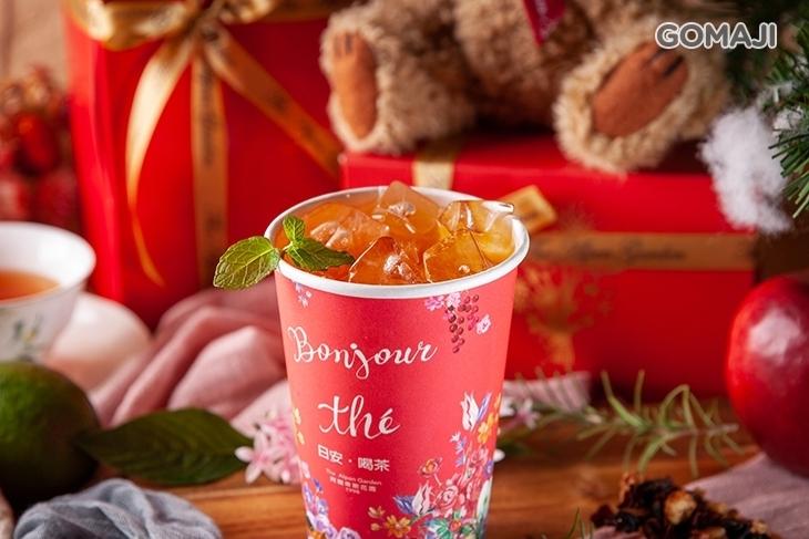日安 · 喝茶 Bonjour thé