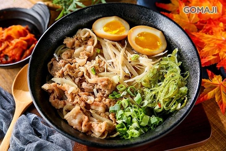 Pu滋丼汁創意燒肉丼飯