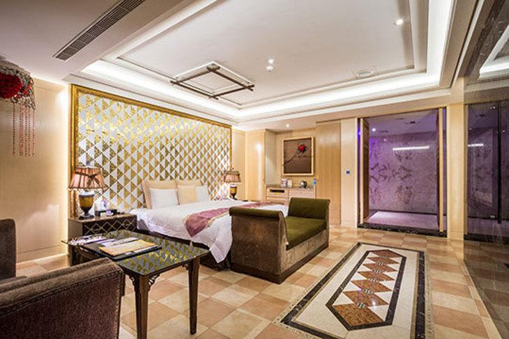 台北-美麗殿精品汽車旅館