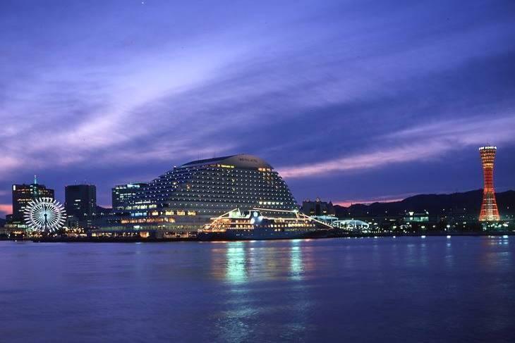 日本-關西機場⇌神戶海上高速船(單程實體票)買一送一