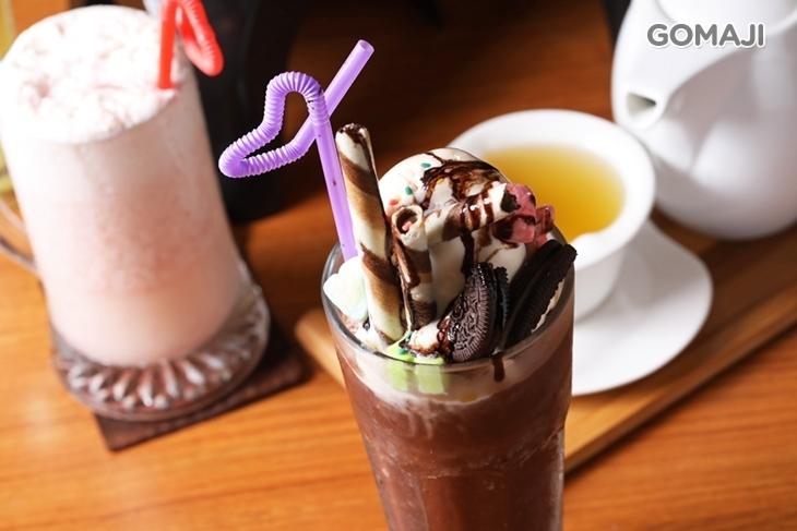 吃茶咖川味休閒餐飲