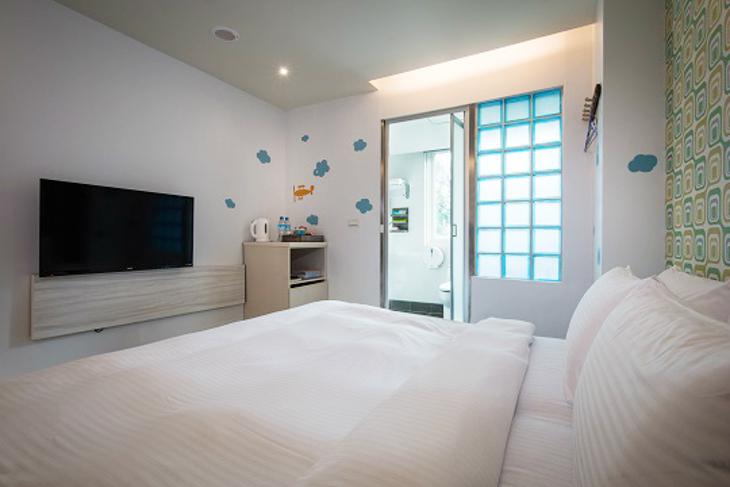 Hotel j日月光國際飯店(礁溪館)
