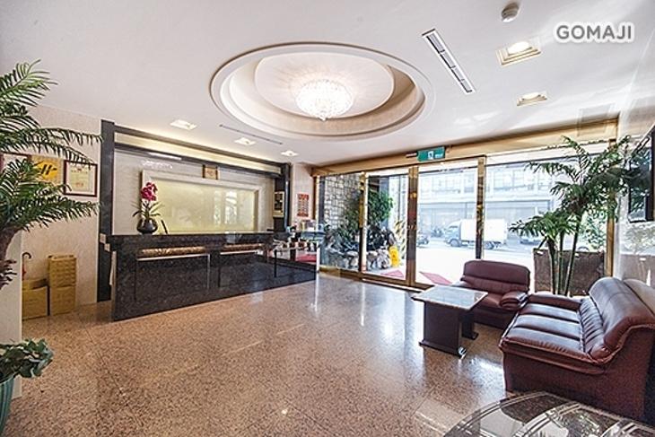 桃園-凱富商務旅館
