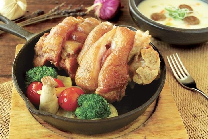 台中亞緻大飯店(原Hotel One) - 28F IN Restaurant異料理