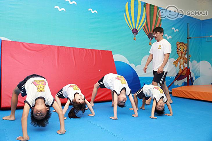 小虎世界體能館