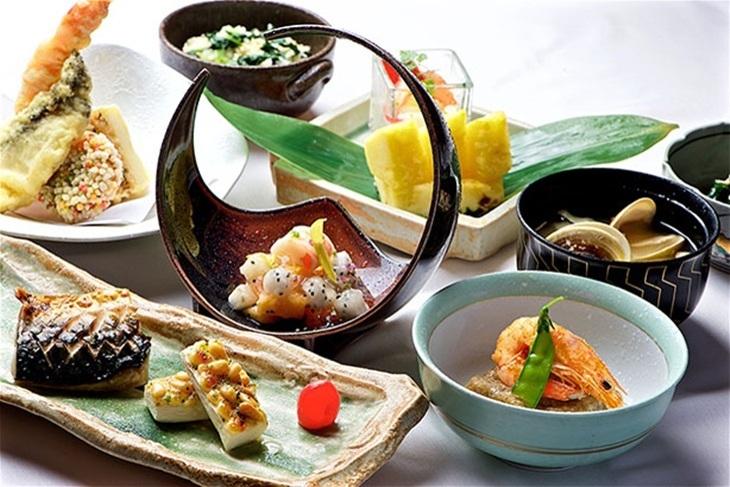 台北神旺大飯店-澄江日本料理