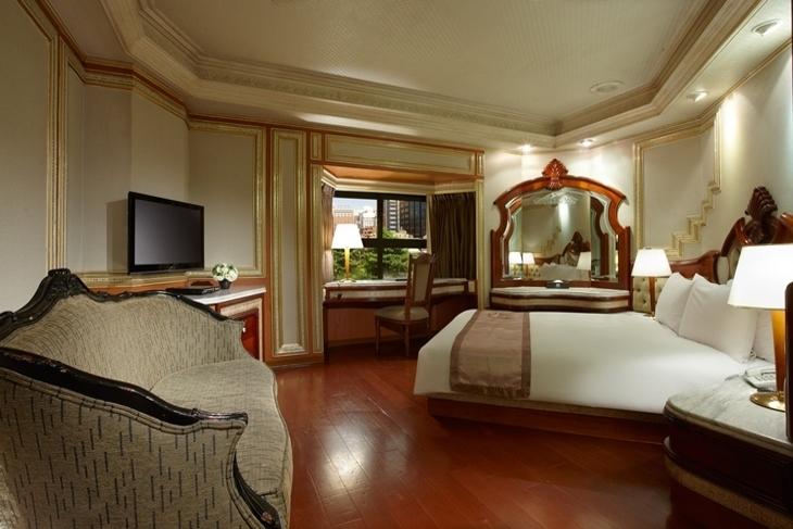 台北-伊倫商務旅館