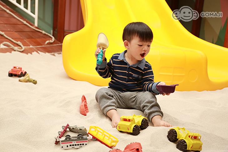 樂童樂Fun-Kid-Fun室內親子遊樂園