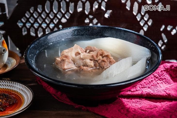 誠記原汁排骨湯(大龍店)