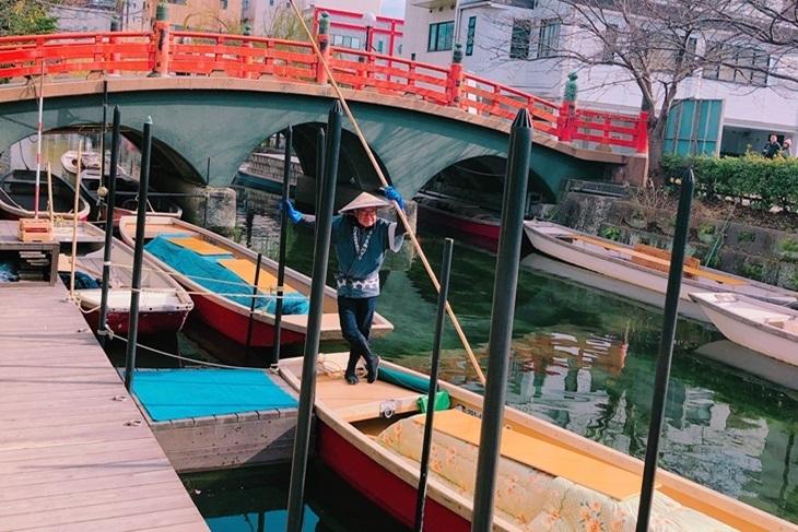 福岡柳川觀光遊船(福岡機場領取)