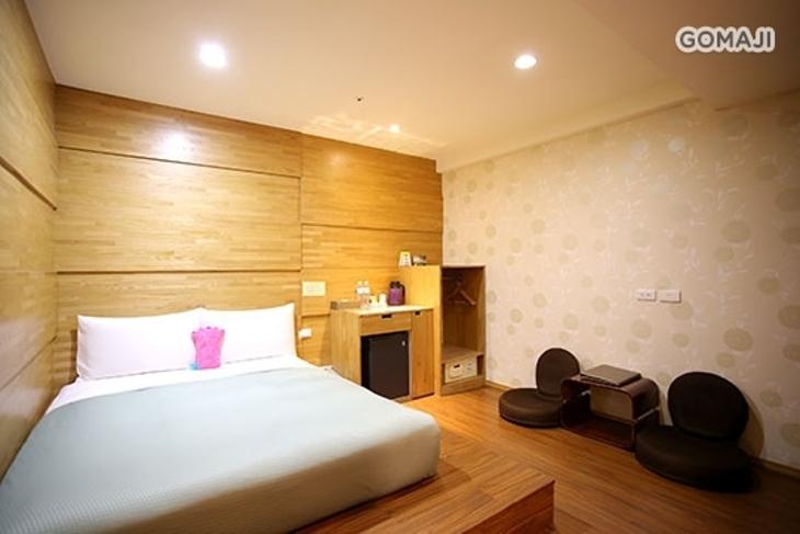 台北日安西門城市旅店