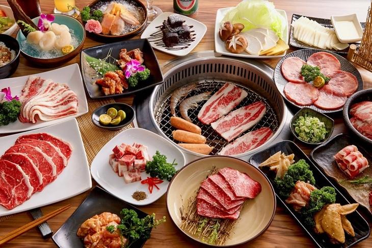 極野宴 燒肉專門店(尚順頭份旗艦店)