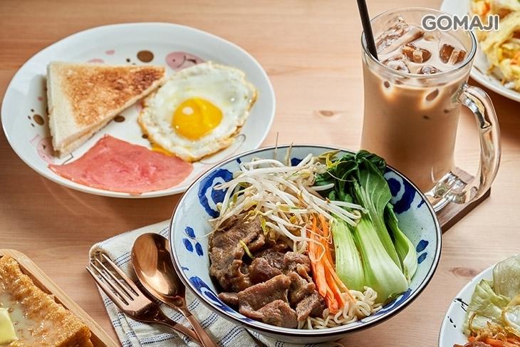 香港倫記茶餐廳