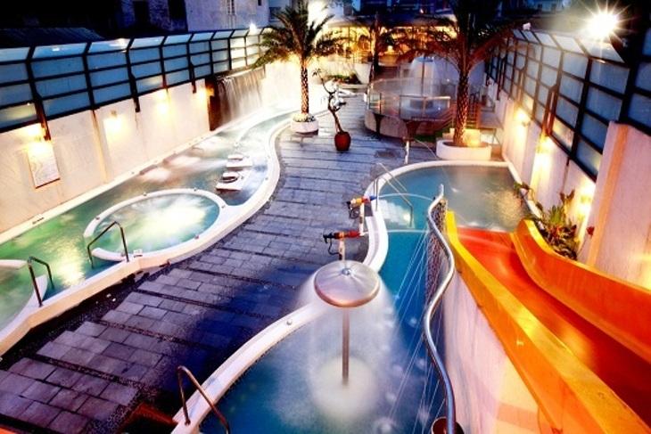礁溪-冠翔世紀溫泉會館