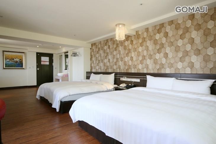 雲林-登豐米蘭商務旅店