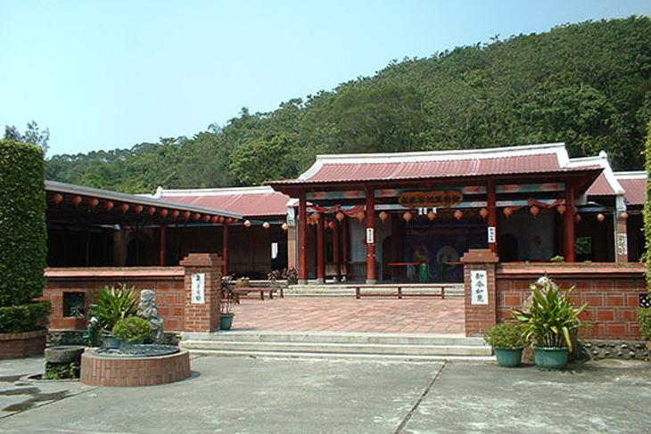 苗栗-香格里拉樂園(桐花度假山莊)